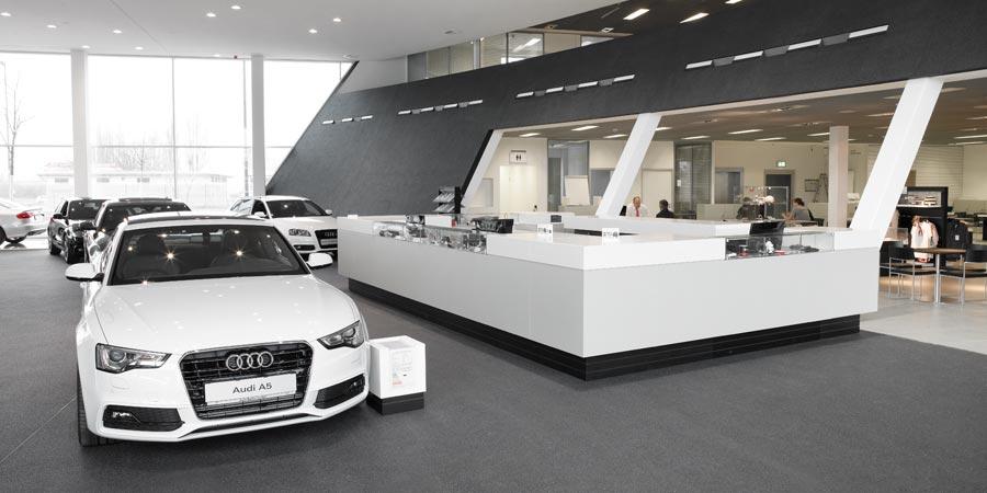 Markenentwicklung für mittelständische Unternehmen im Bereich Ladenbau – Ladenbau Johann Weimann GmbH